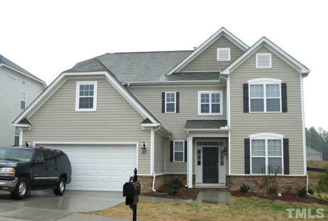 5204 Stone Station Drive, Raleigh, NC 27616 (#2383200) :: Bright Ideas Realty