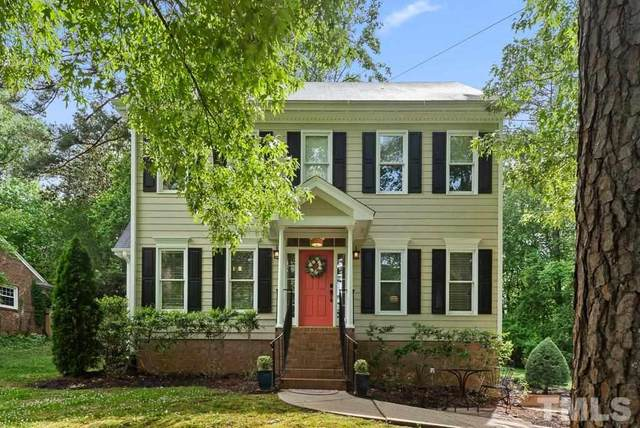 3709 Fernwood Drive, Raleigh, NC 27612 (#2383208) :: Bright Ideas Realty