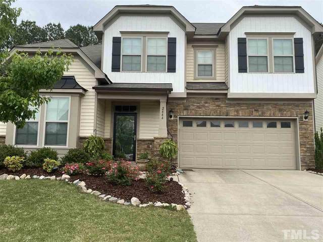 2444 Everstone Road, Wake Forest, NC 27587 (#2383213) :: The Jim Allen Group
