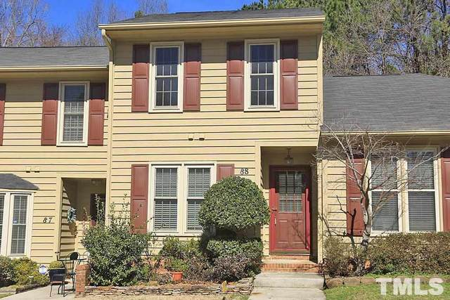 88 Stone Hill Court, Durham, NC 27704 (#2383237) :: The Jim Allen Group