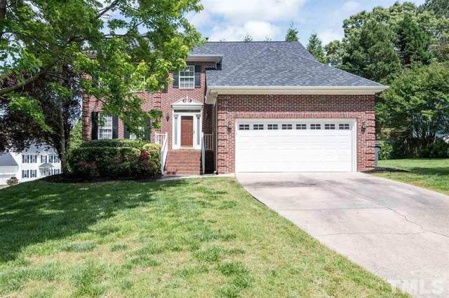 2307 Fordcrest Drive, Apex, NC 27502 (#2383269) :: Log Pond Realty