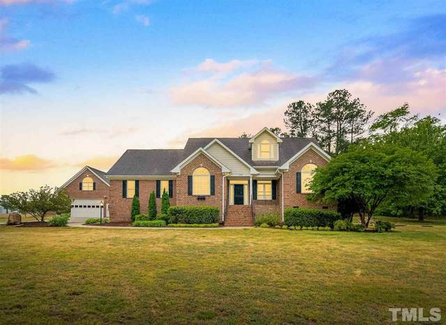 3536 Catlett Farm Road, Wake Forest, NC 27587 (#2383298) :: The Perry Group