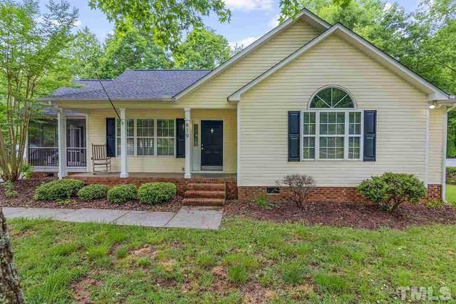 419 Jera Drive, Garner, NC 27529 (#2383319) :: RE/MAX Real Estate Service