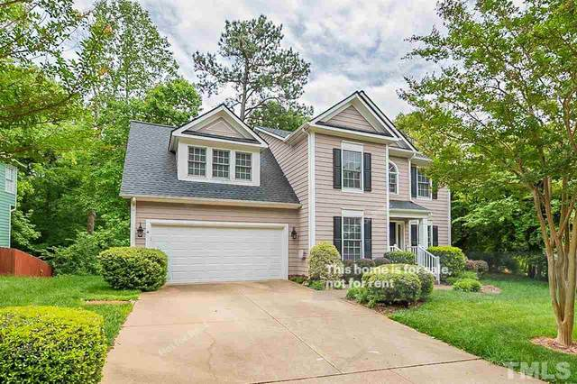 8100 Knebworth Court, Raleigh, NC 27613 (#2383333) :: Realty One Group Greener Side