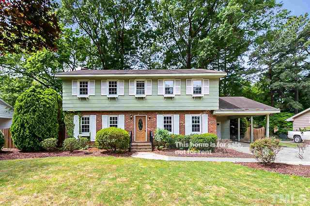 220 Briarcliff Lane, Cary, NC 27511 (#2383337) :: Real Estate By Design