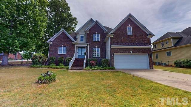 100 Mantle Drive, Clayton, NC 27527 (MLS #2383351) :: The Oceanaire Realty