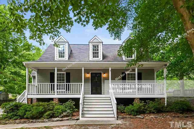 933 Madison Avenue, Cary, NC 27513 (#2383368) :: RE/MAX Real Estate Service