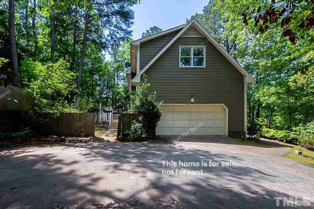 4801 Highgate Drive, Durham, NC 27713 (MLS #2383380) :: The Oceanaire Realty