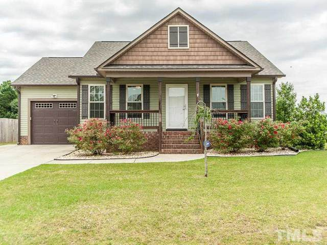 8 Windchime Court, Clayton, NC 27527 (#2383426) :: The Perry Group