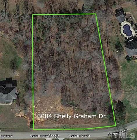 3004 Shelly Graham Drive, Graham, NC 27253 (#2383427) :: Marti Hampton Team brokered by eXp Realty