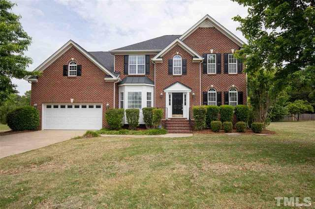 5517 Colonial Oaks Drive, Apex, NC 27539 (MLS #2383436) :: The Oceanaire Realty