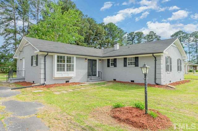 465 Old Grantham Road, Goldsboro, NC 27530 (#2383479) :: Southern Realty Group