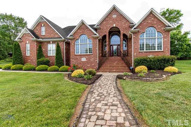2306 Marlow Drive, Burlington, NC 27215 (#2383489) :: RE/MAX Real Estate Service