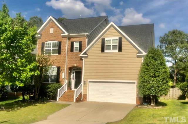 1321 Lindenberg Square, Wake Forest, NC 27587 (#2383551) :: Raleigh Cary Realty