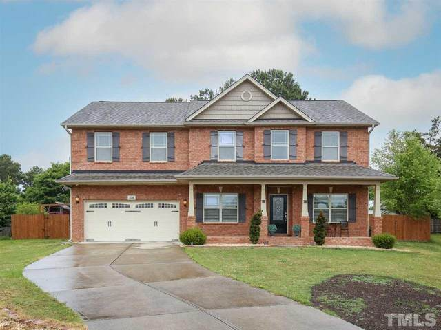236 Terrell Drive, Rolesville, NC 27571 (#2383570) :: The Perry Group
