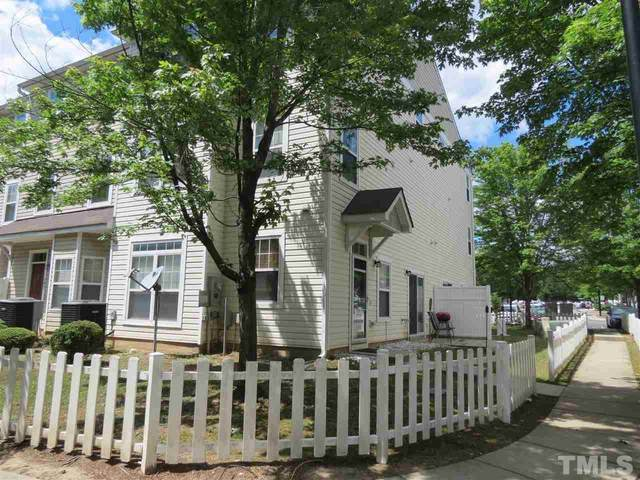 320 Gilman Lane #106, Raleigh, NC 27610 (#2383579) :: Real Estate By Design