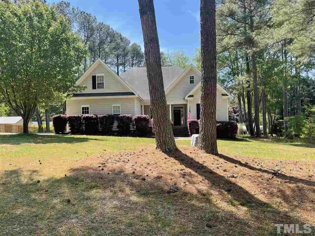 305 Hardwood Ridge Court, Clayton, NC 27520 (#2383596) :: Steve Gunter Team