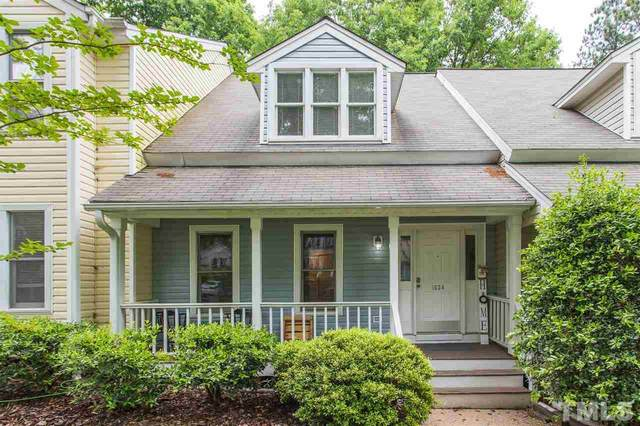 1634 Claiborne Court, Raleigh, NC 27606 (#2383601) :: Saye Triangle Realty