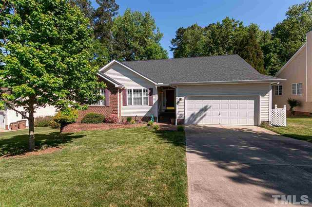 612 S Allen Road, Wake Forest, NC 27587 (#2383639) :: Raleigh Cary Realty