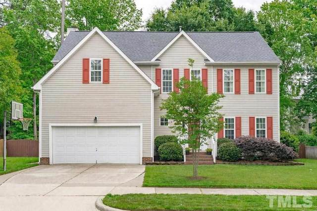 2205 Watersglen Drive, Apex, NC 27502 (#2383663) :: Raleigh Cary Realty