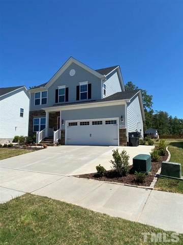 3453 Jordan Shires Drive, New Hill, NC 27562 (#2383690) :: Steve Gunter Team