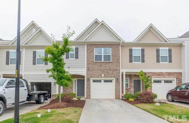 126 Writing Rock Place, Apex, NC 27539 (MLS #2383694) :: The Oceanaire Realty