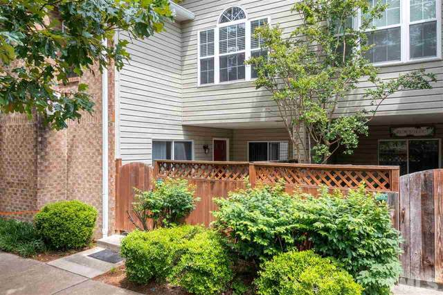 436 Summerwalk Circle #436, Chapel Hill, NC 27517 (#2383726) :: The Perry Group