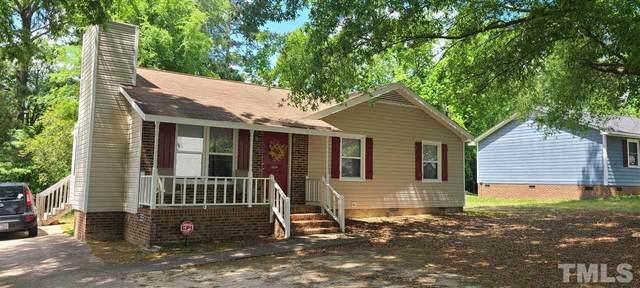 229 Cedar Drive, Zebulon, NC 27597 (#2383734) :: Southern Realty Group