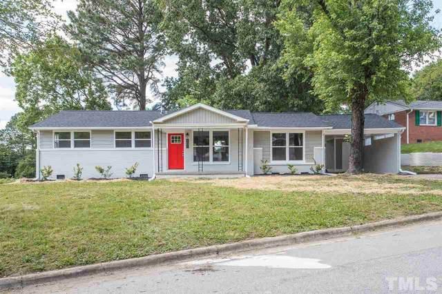 701 Bunche Drive, Raleigh, NC 27610 (#2383736) :: Kim Mann Team