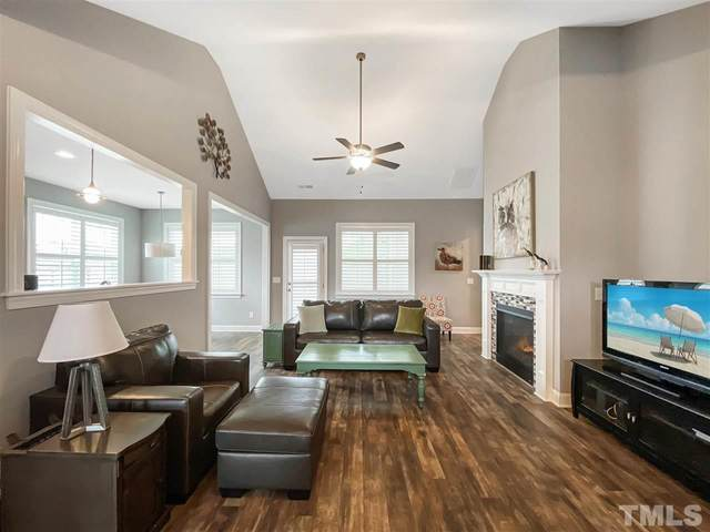 35 South Hall Drive, Youngsville, NC 27596 (#2383742) :: Real Estate By Design
