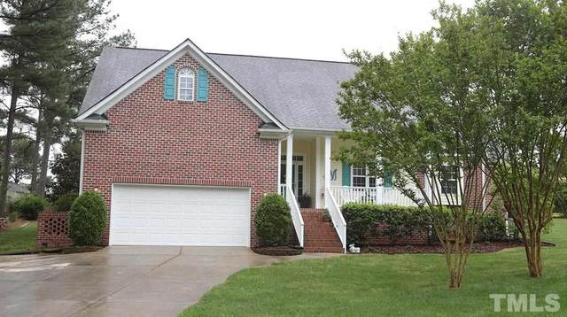 110 Briarwood Place, Wake Forest, NC 27587 (MLS #2383762) :: The Oceanaire Realty