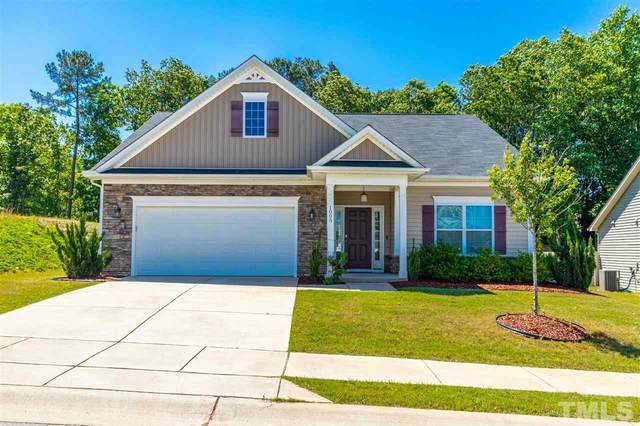 1005 Lakemont Drive, Clayton, NC 27520 (MLS #2383773) :: The Oceanaire Realty