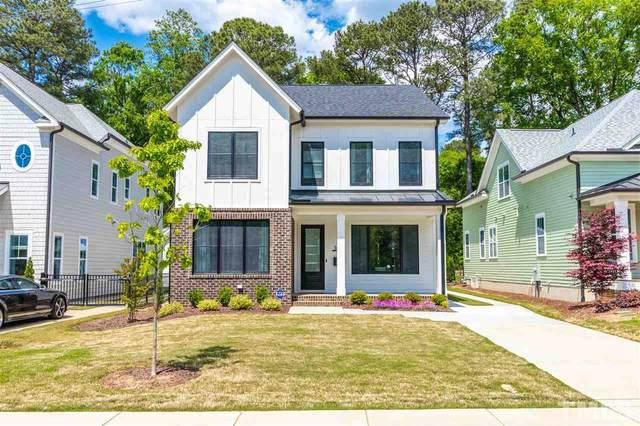 107 E Aycock, Raleigh, NC 27608 (#2383776) :: Kim Mann Team
