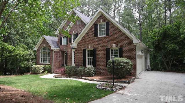 5808 Valley Mist Court, Raleigh, NC 27613 (#2383787) :: Real Estate By Design