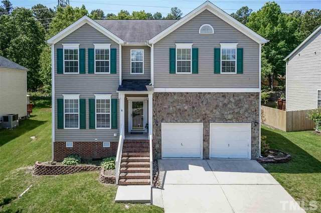 1122 Pebble Creek Crossing, Durham, NC 27713 (#2383830) :: Kim Mann Team