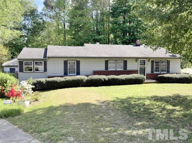 4201 Purnell Road, Wake Forest, NC 27587 (MLS #2383852) :: The Oceanaire Realty