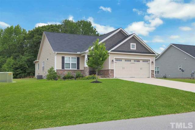289 Fairfax Drive, Sanford, NC 27332 (#2383864) :: Raleigh Cary Realty