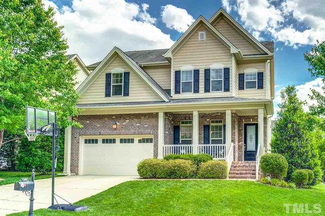 203 Briarfield Drive, Apex, NC 27502 (MLS #2383882) :: The Oceanaire Realty