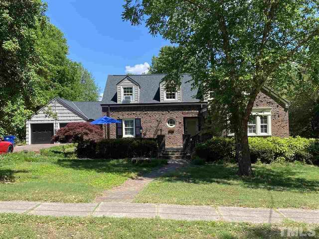 2720 Bedford Avenue, Raleigh, NC 27607 (MLS #2383889) :: The Oceanaire Realty