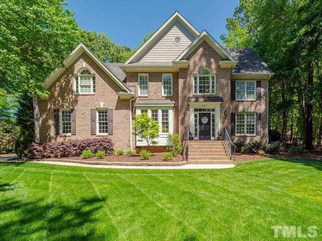 2317 Avinshire Place, Wake Forest, NC 27587 (MLS #2383922) :: The Oceanaire Realty