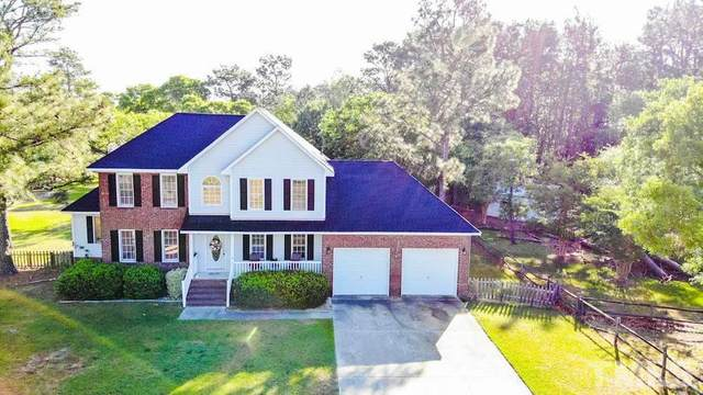 5027 Marvin Drive, Spring Lake, NC 28390 (#2383969) :: Raleigh Cary Realty