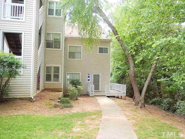 6121 Sunpointe Drive #101, Raleigh, NC 27606 (MLS #2383977) :: The Oceanaire Realty