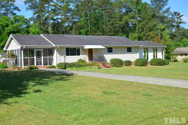 311 9th Street, Butner, NC 27509 (#2383983) :: Real Estate By Design