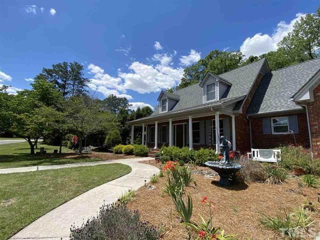 419 Blackmon Street, Four Oaks, NC 27524 (#2384002) :: Raleigh Cary Realty