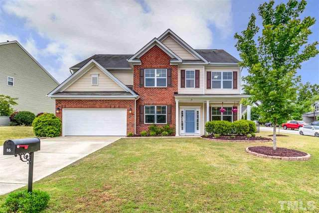 16 Florence Drive, Clayton, NC 27527 (MLS #2384007) :: The Oceanaire Realty
