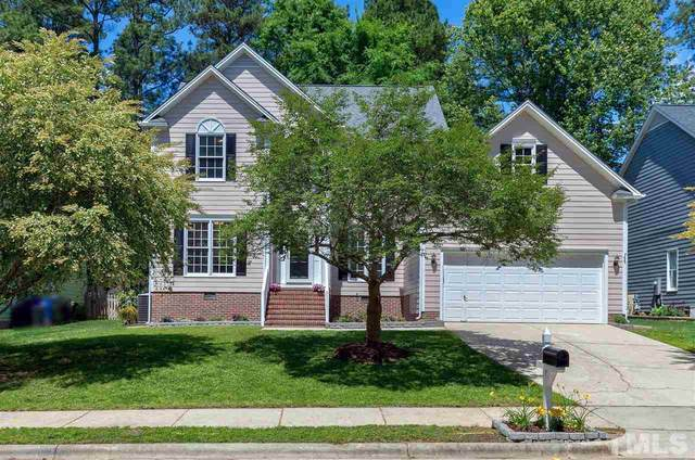 8801 Maplestead Drive, Raleigh, NC 27615 (MLS #2384010) :: The Oceanaire Realty