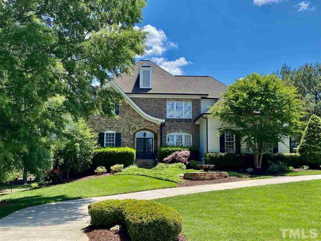 1337 Colonial Club Road, Wake Forest, NC 27587 (MLS #2384026) :: The Oceanaire Realty