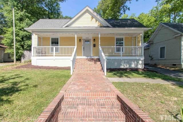 1213 N Roxboro Street, Durham, NC 27701 (MLS #2384030) :: The Oceanaire Realty