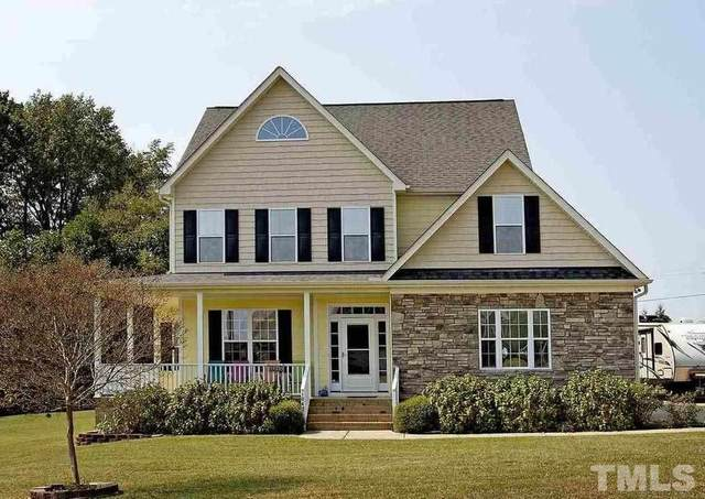 1043 Heather Lane, Wake Forest, NC 27587 (MLS #2384031) :: The Oceanaire Realty