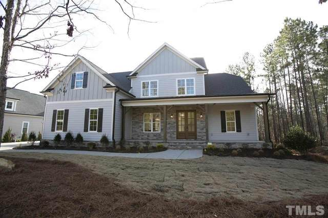 65 Cabin Creek, Pittsboro, NC 27312 (#2384043) :: The Perry Group